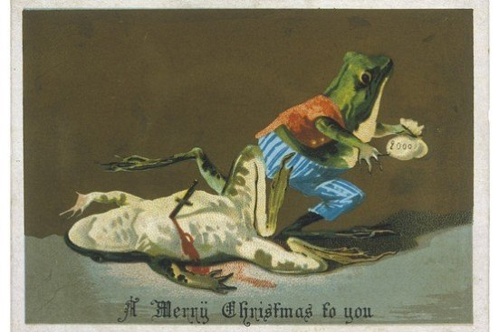 frogmurderchristmas