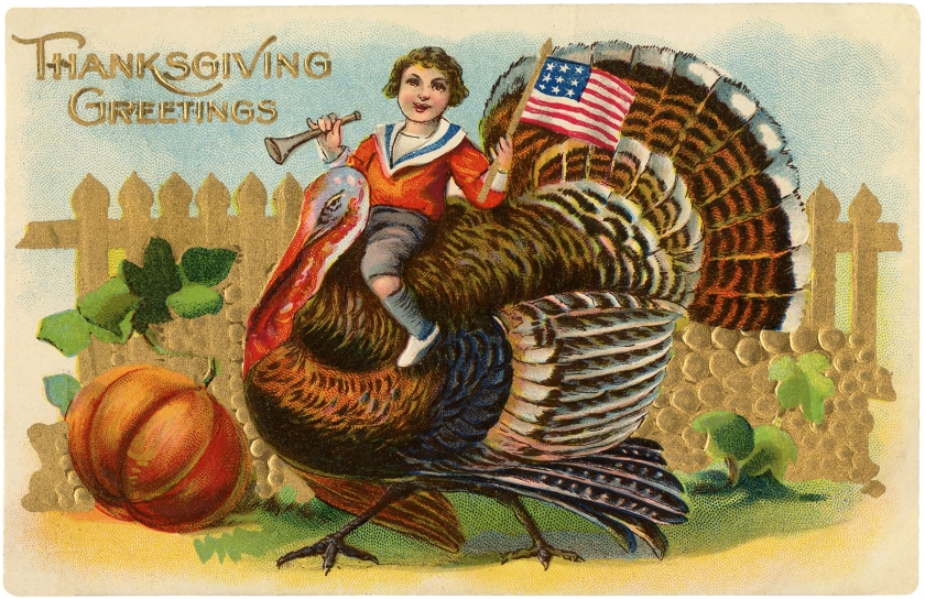 Vintage-Turkey-Ride-Image-GraphicsFairy