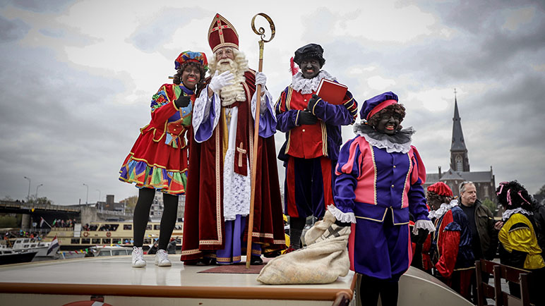 Intocht Sinterklaas Maastricht
